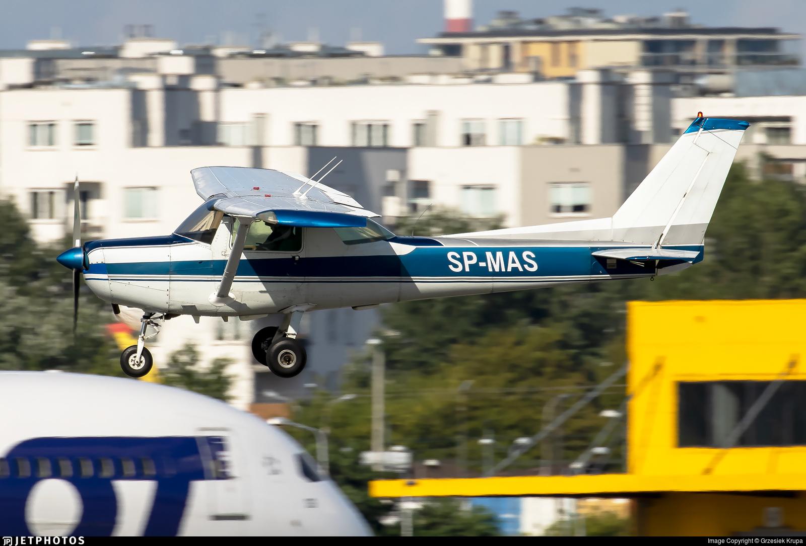 SP-MAS - Cessna 152 - Private