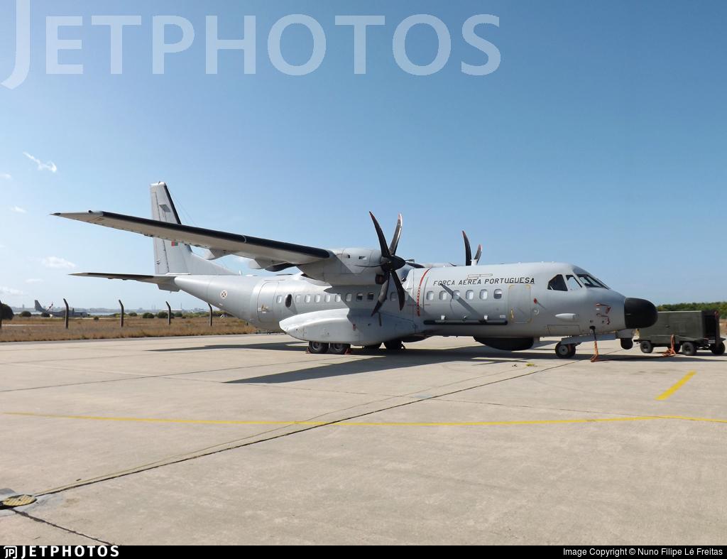 16710 - CASA C-295MP Persuader - Portugal - Air Force