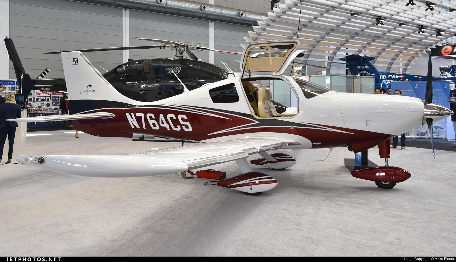N764CS - Cessna T240 Corvalis TTX - Cessna Aircraft Company