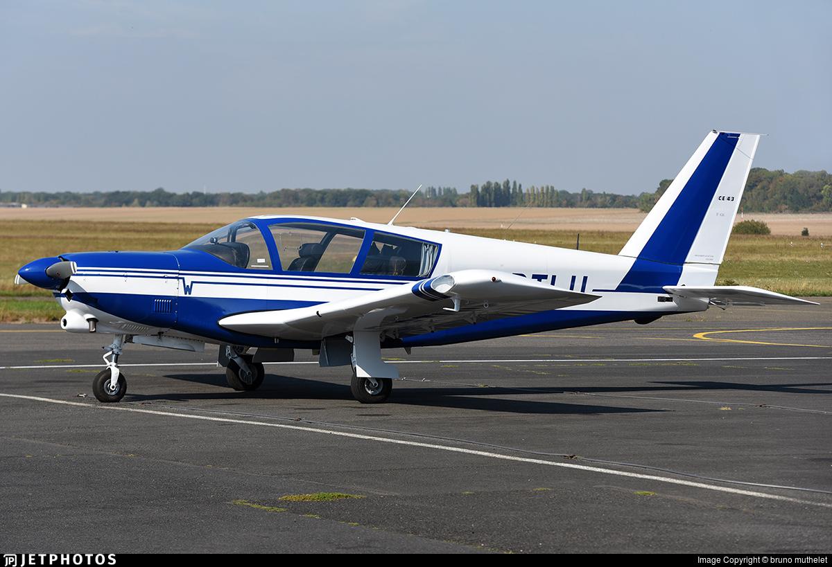 F-BTLU - Cerva CE.43 Guépard - Private