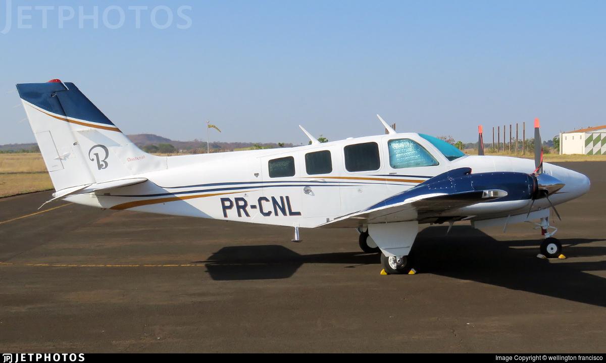 PR-CNL - Beechcraft 58 Baron - Private