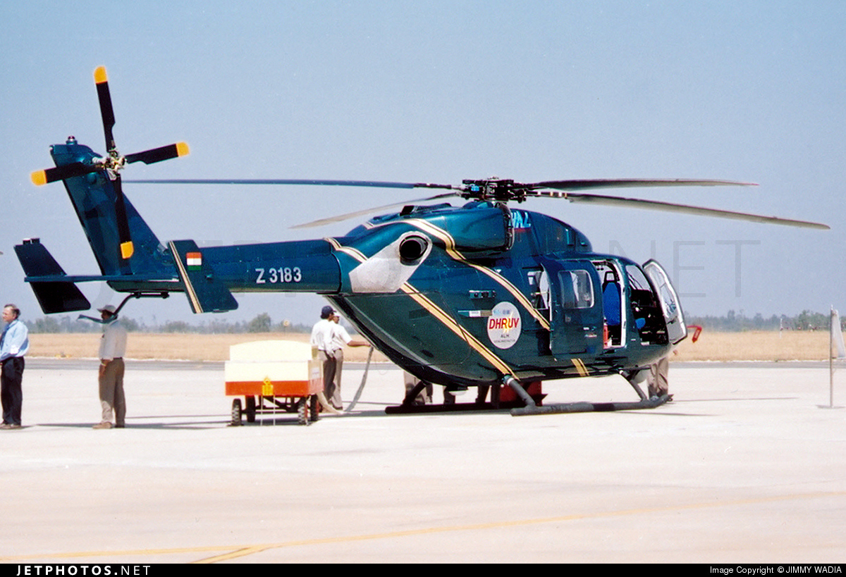 Z3183 - Hindustan Aeronautics ALH Dhruv - Hindustan Aeronautics