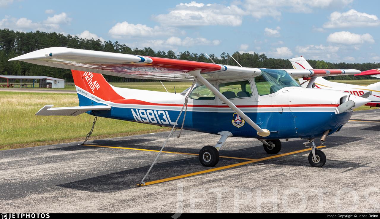 N9813L - Cessna 172P Skyhawk - United States - US Air Force Civil Air Patrol