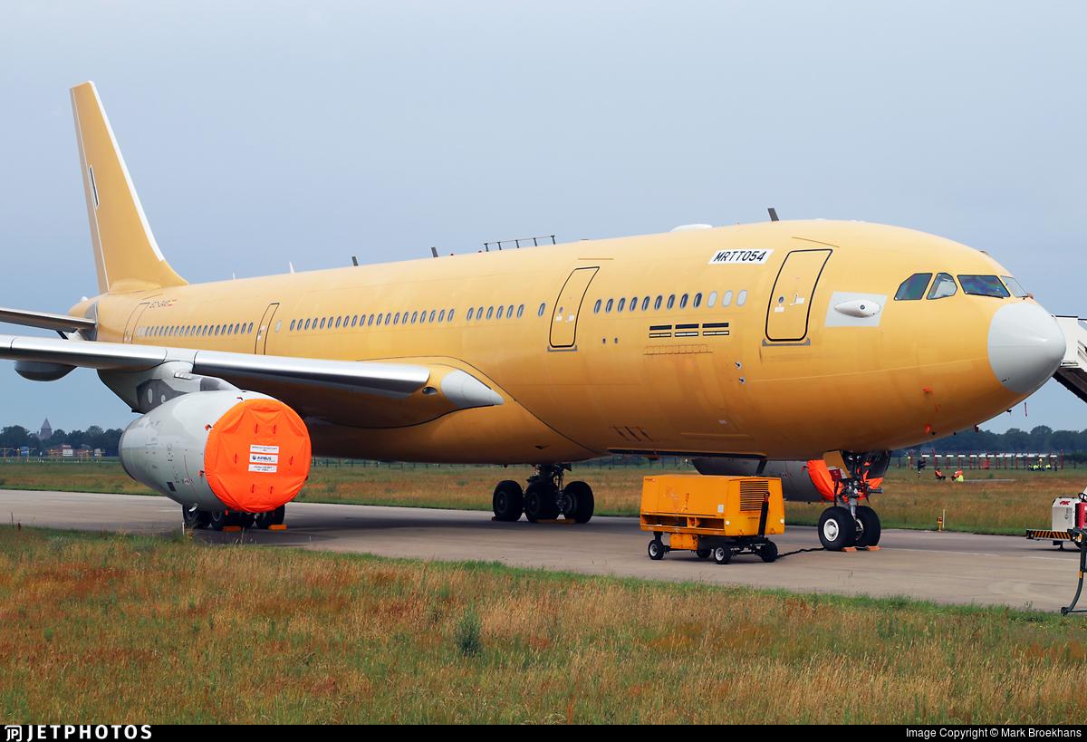 EC-340 - Airbus A330-243(MRTT) - Airbus Industrie