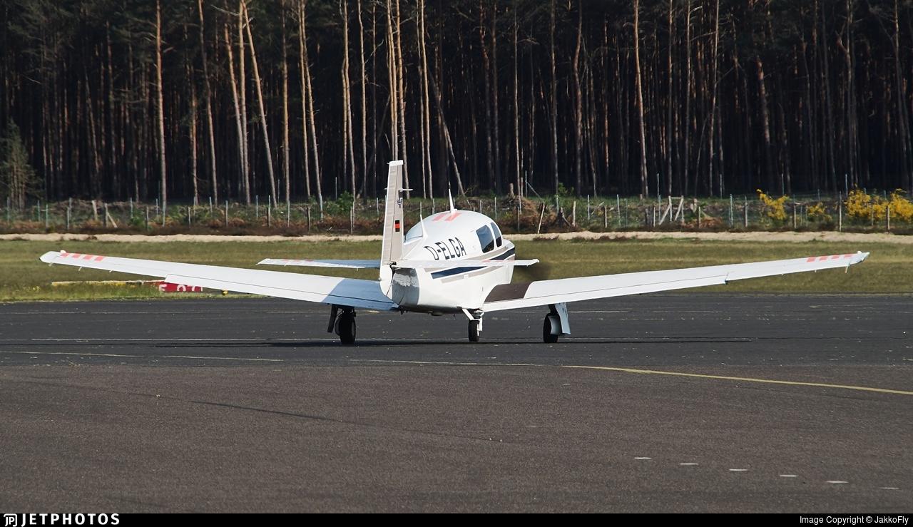 D-ELGA - Mooney M20J-201 - Private