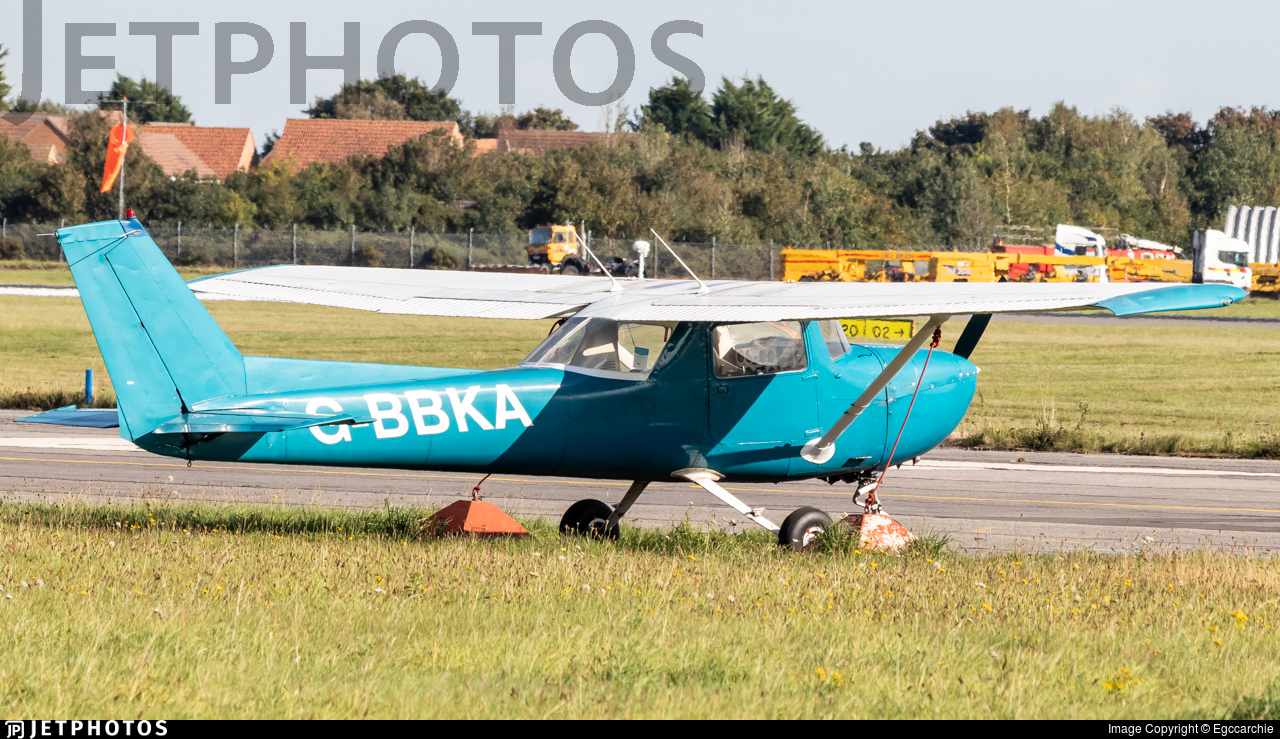 G-BBKA - Reims-Cessna F150L - Private