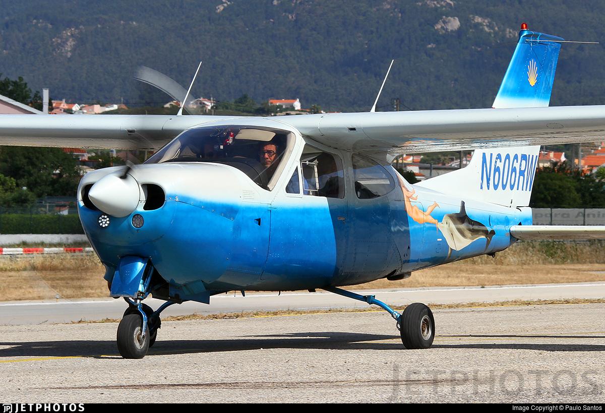 N606RW - Cessna 177RG Cardinal RG - Private