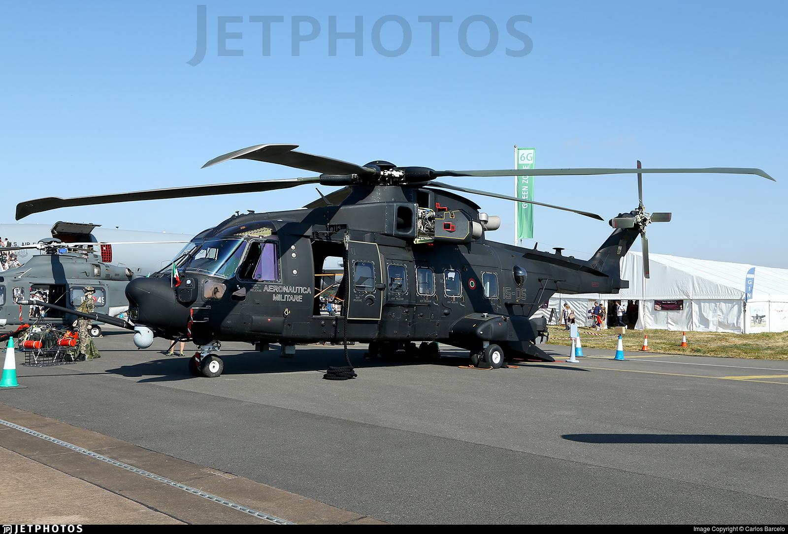 MM81868 - Agusta-Westland HH-101A Caesar - Italy - Air Force