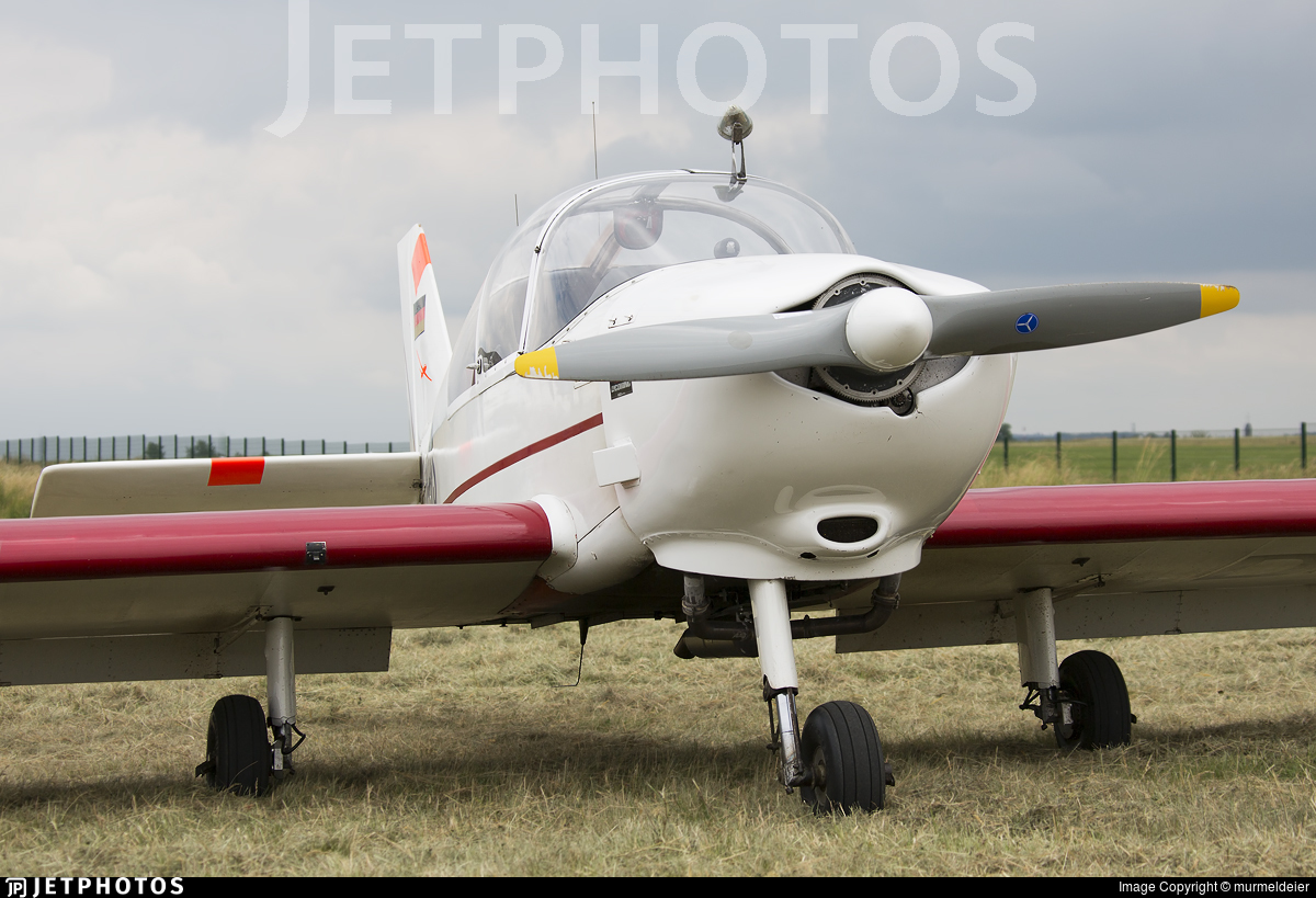 D-EBFS - Robin DR300/180R - Private