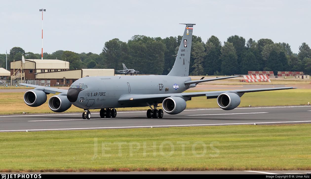 58-0100 - Boeing KC-135R Stratotanker - United States - US Air Force (USAF)