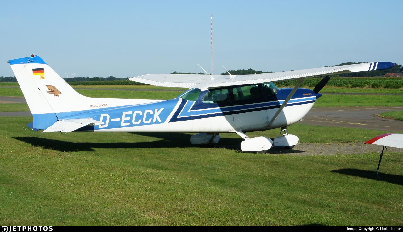 D-ECCK - Reims-Cessna FR172K Hawk XP II - Private