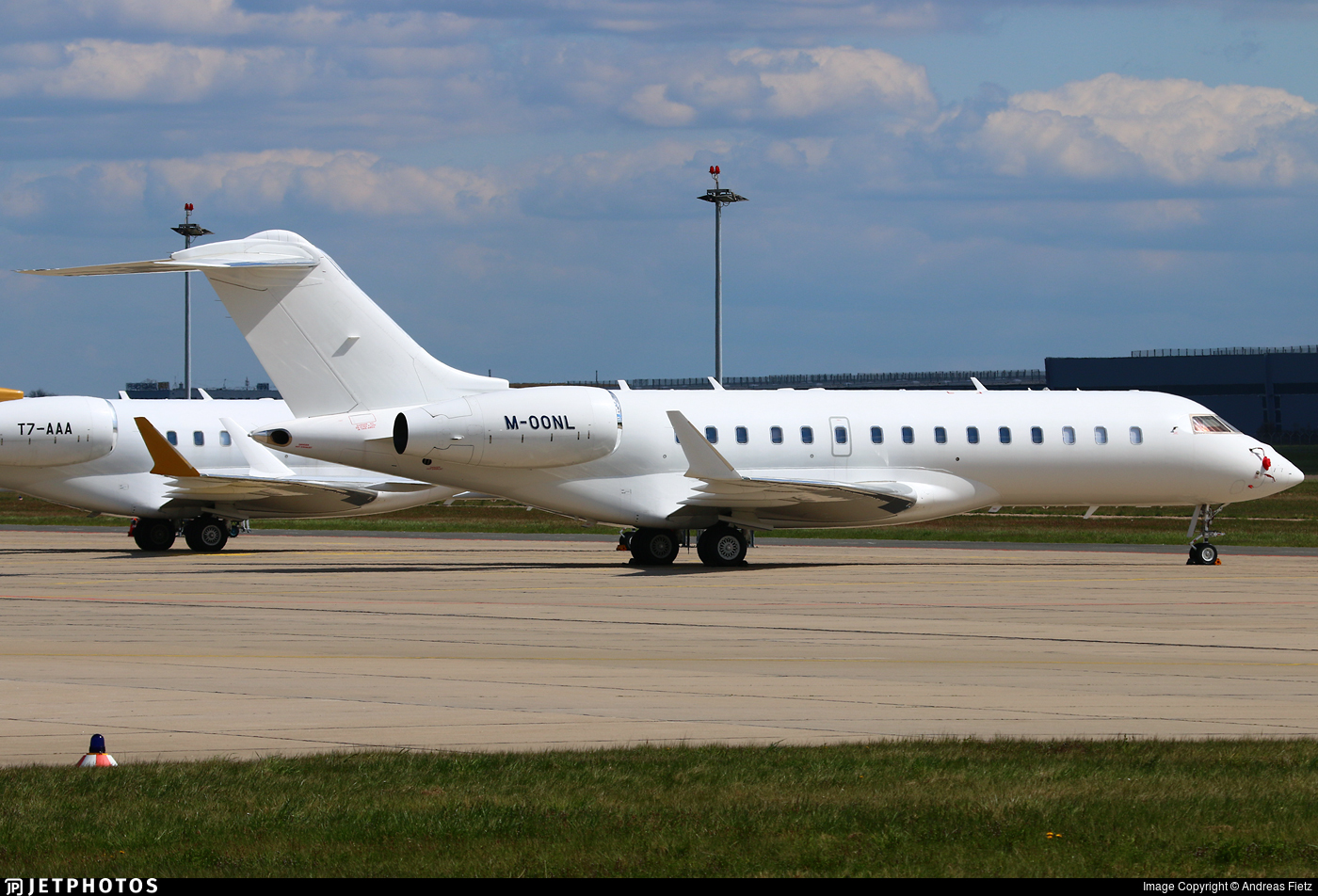 M-OONL - Bombardier BD-700-1A10 Global Express XRS - Private