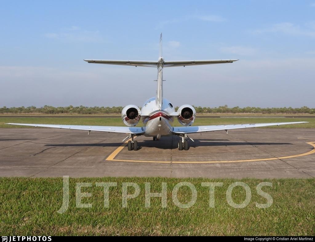 LV-FPW - Raytheon Hawker 800XP - American Jet