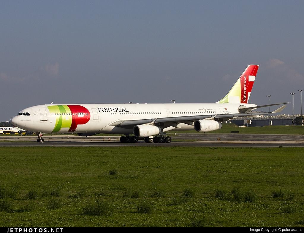 CS-TOD - Airbus A340-312 - TAP Portugal