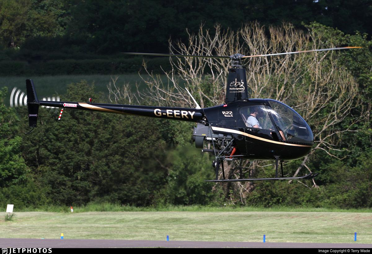 G-EERY - Robinson R22 Beta - Private