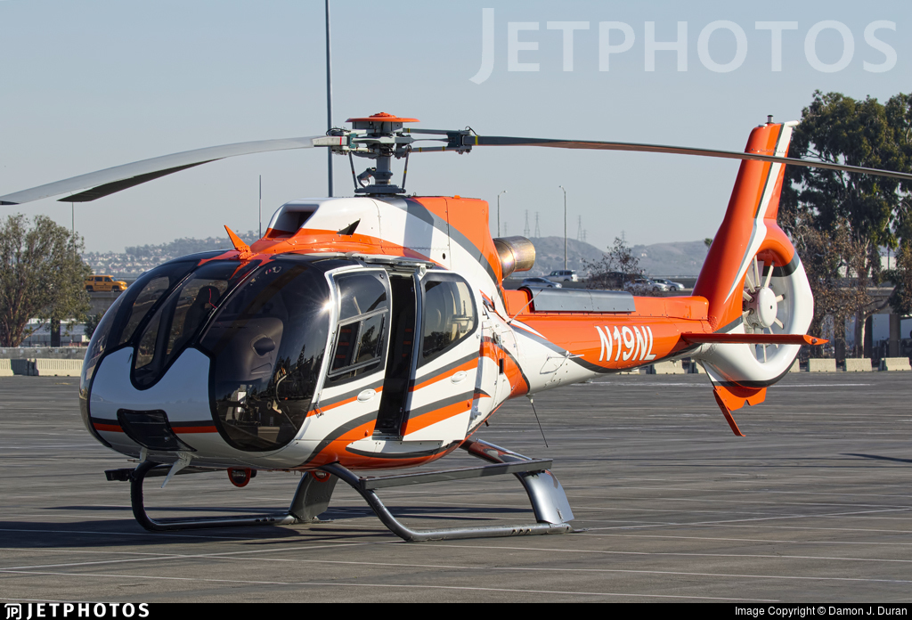 N16NL - Airbus Helicopters H130 T2 - Private