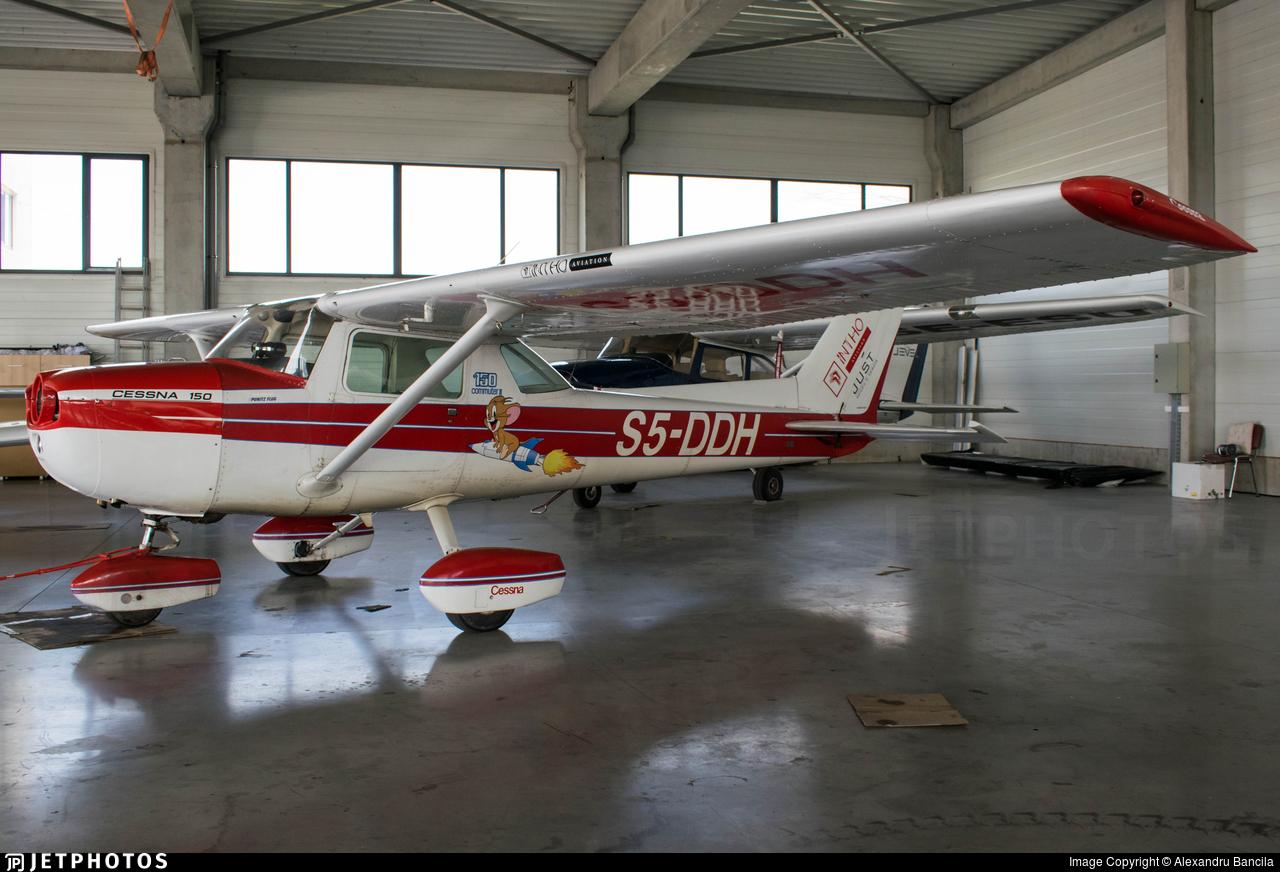 S5-DDH - Cessna 150M - Intho Aviation