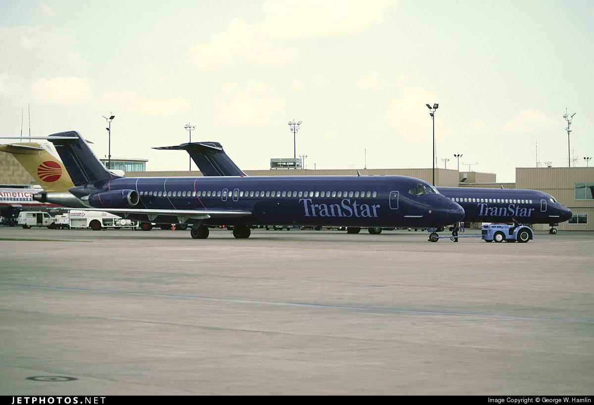 - McDonnell Douglas DC-9-51 - TranStar