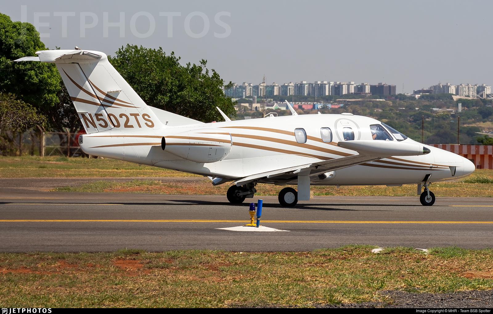 N502TS - Eclipse Aviation Eclipse 500 - Private