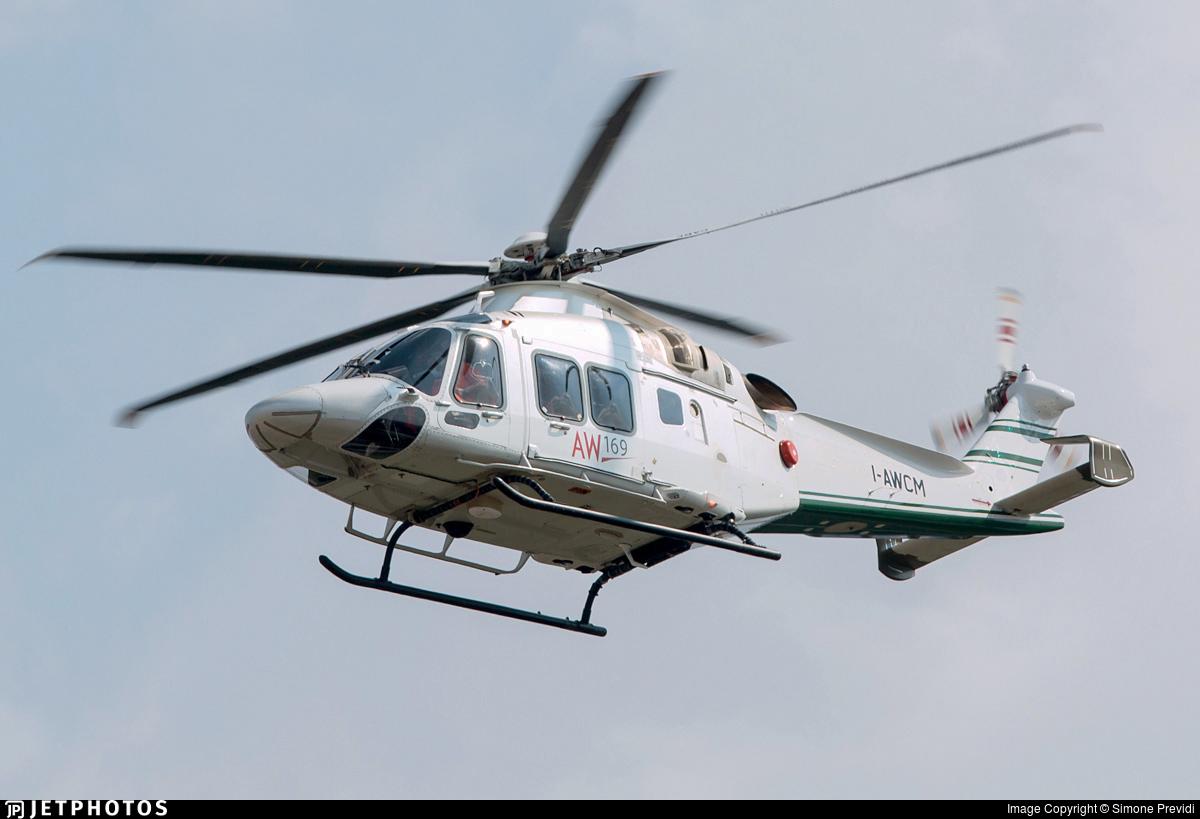 I-AWCM - Agusta-Westland AW-169 - Agusta-Westland