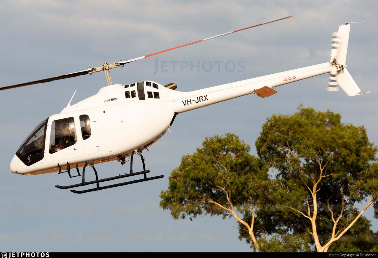 VH-JRX - Bell 505 - Private