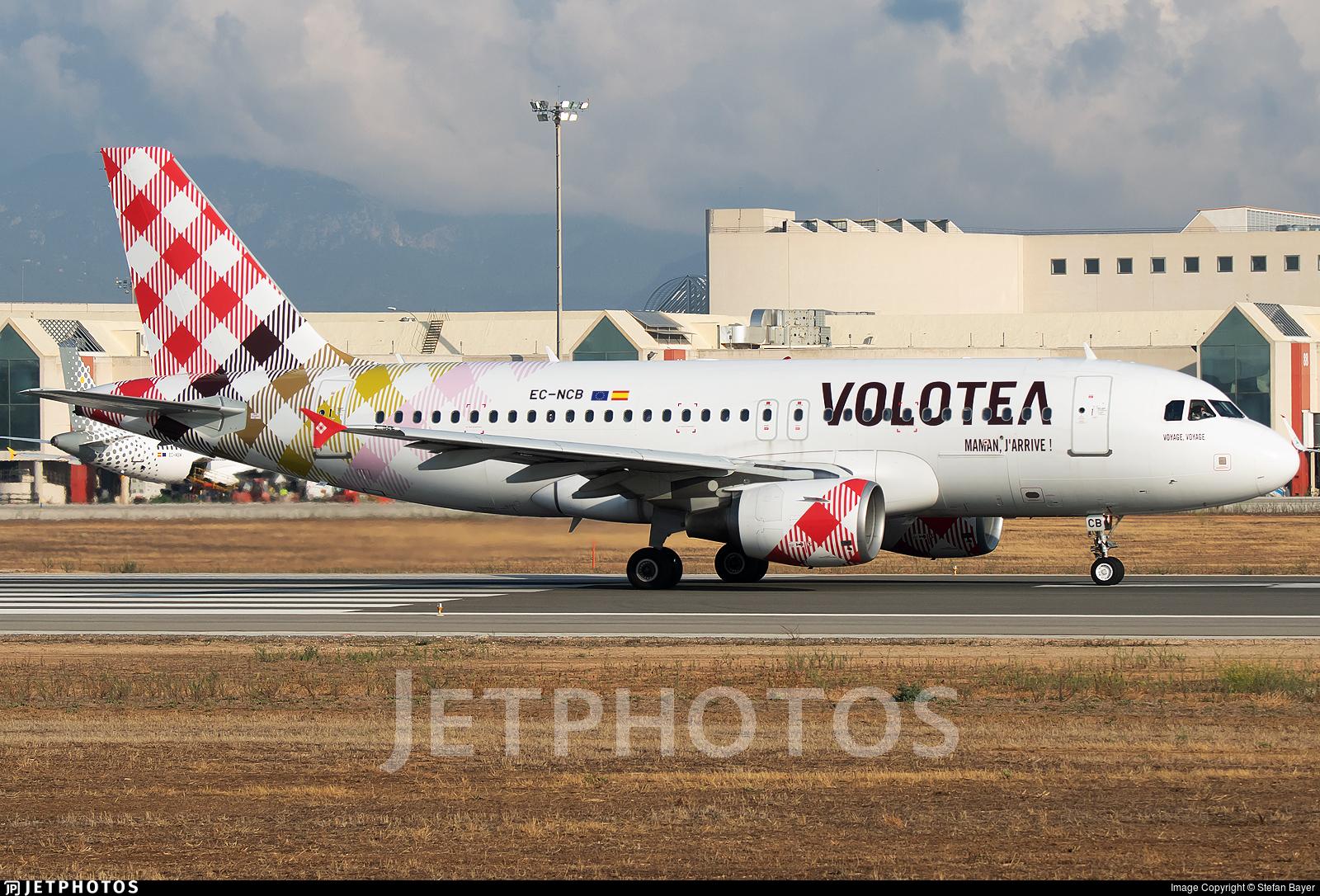 EC-NCB - Airbus A319-111 - Volotea