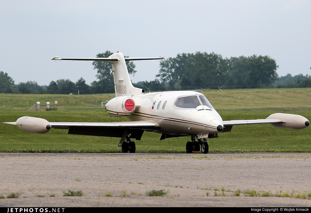N400MS - Gates Learjet 24D - Private