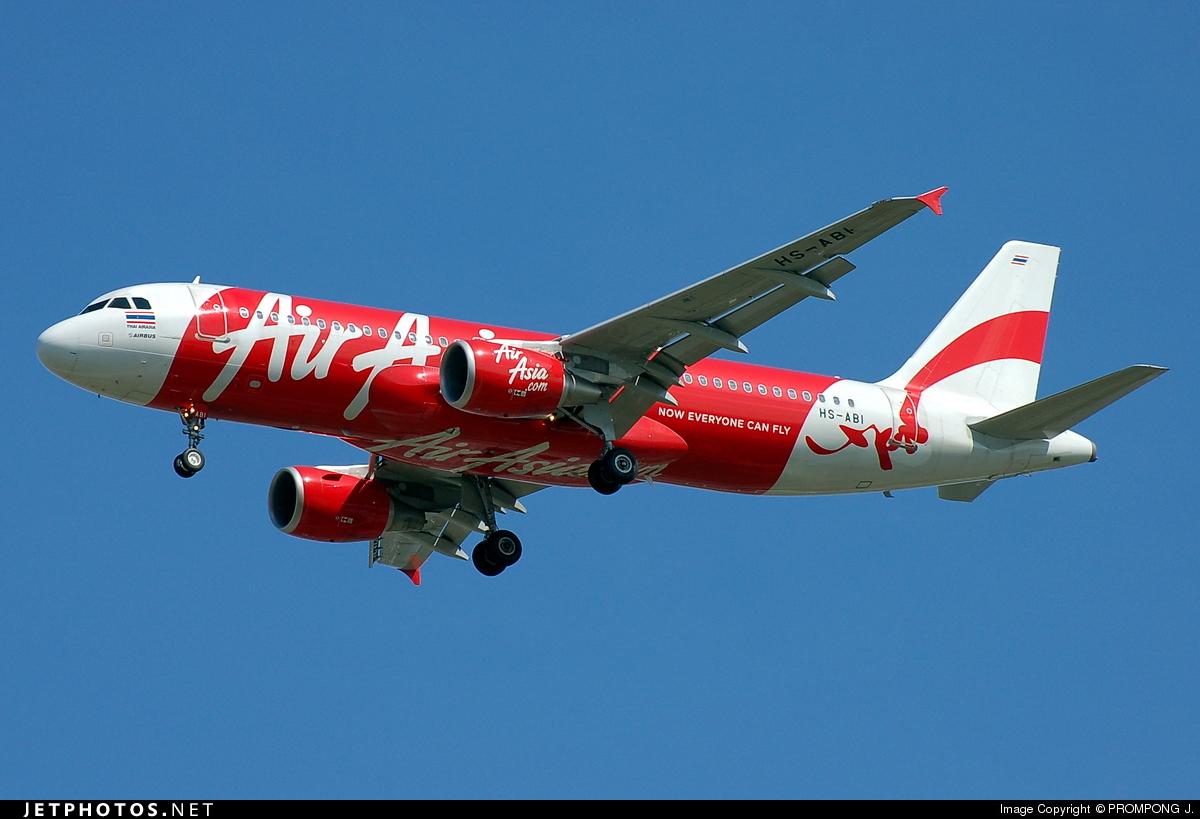 HS-ABI - Airbus A320-216 - Thai AirAsia