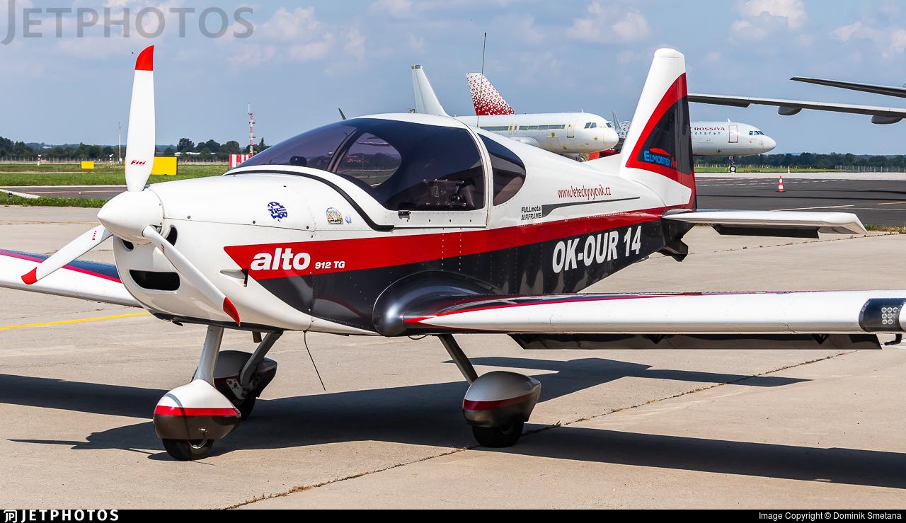 OK-OUR14 - Direct Fly Alto - Elmontex Air