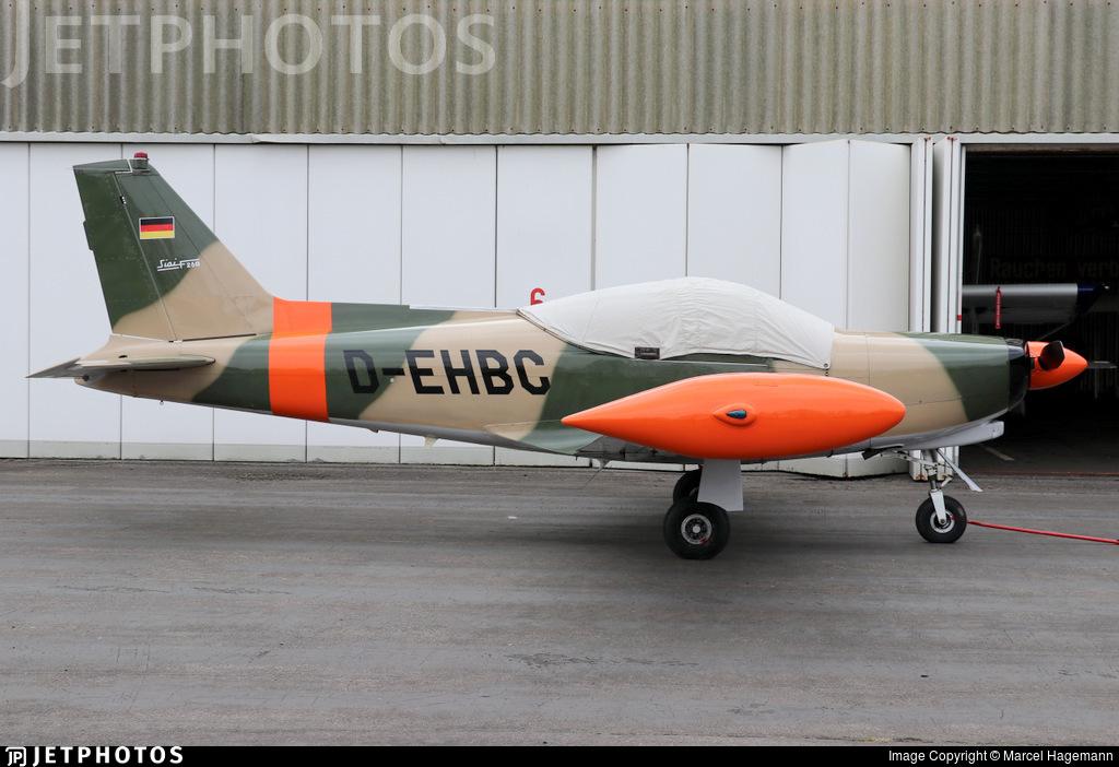 D-EHBC - SIAI-Marchetti SF260 - Private