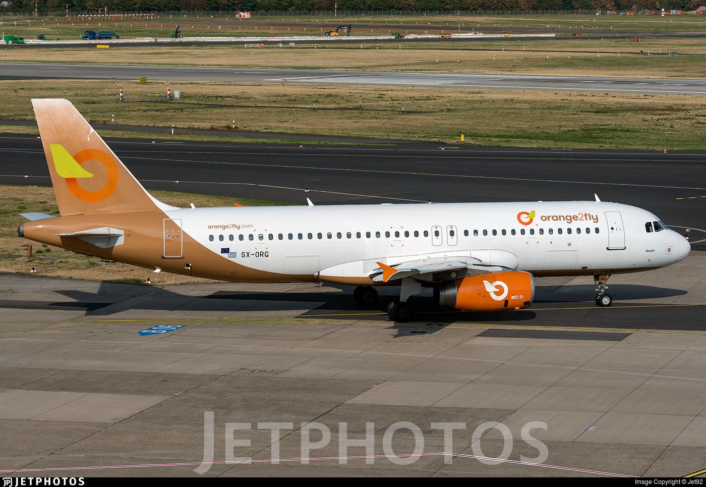SX-ORG | Airbus A320-232 | Orange2Fly | Jet92 | JetPhotos