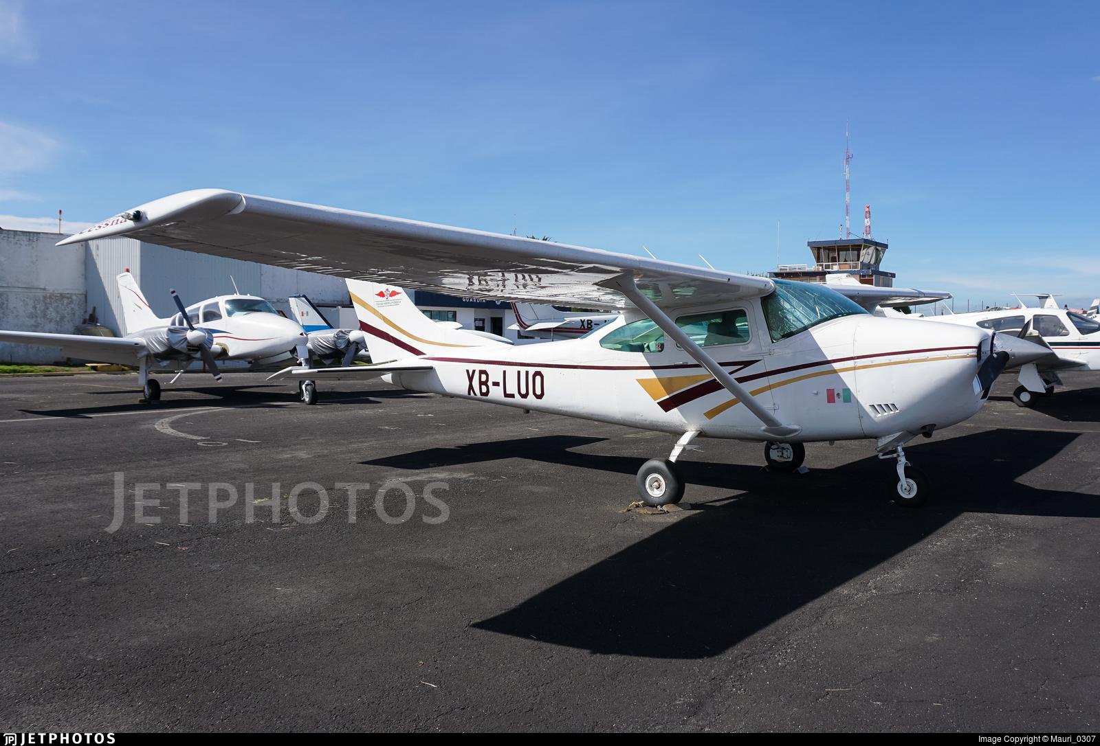 XB-LUO - Cessna 182N Skylane - Private