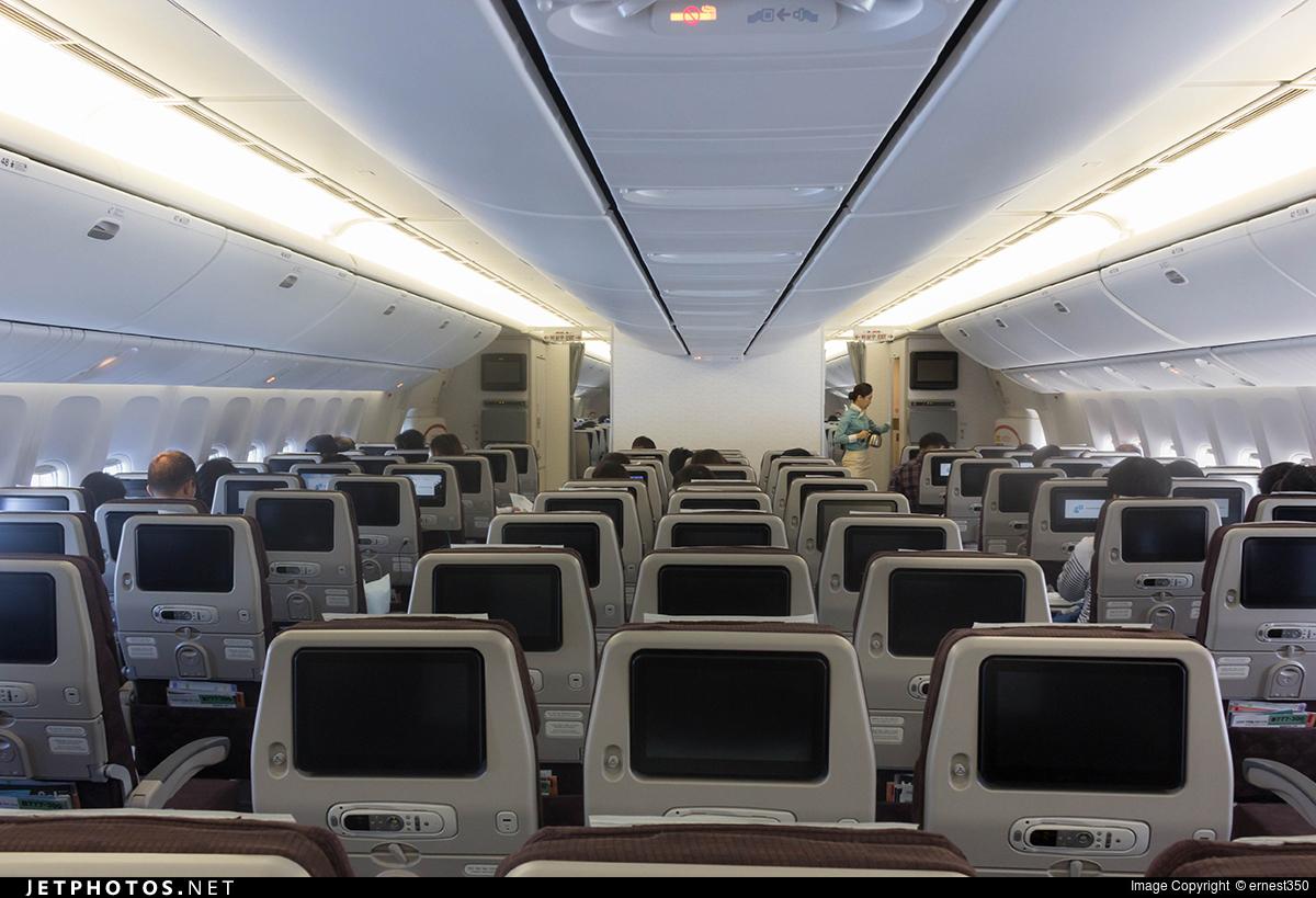HL8042   Boeing 777 3B5ER   Korean Air