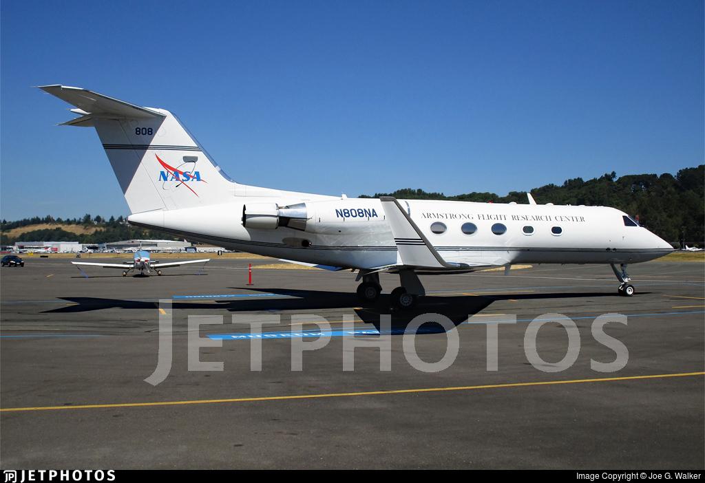 N808NA | Gulfstream G-III | United States - National ...
