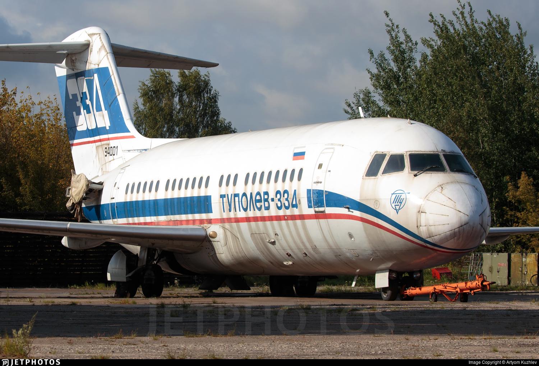 94001 - Tupolev Tu-334 - Tupolev Design Bureau