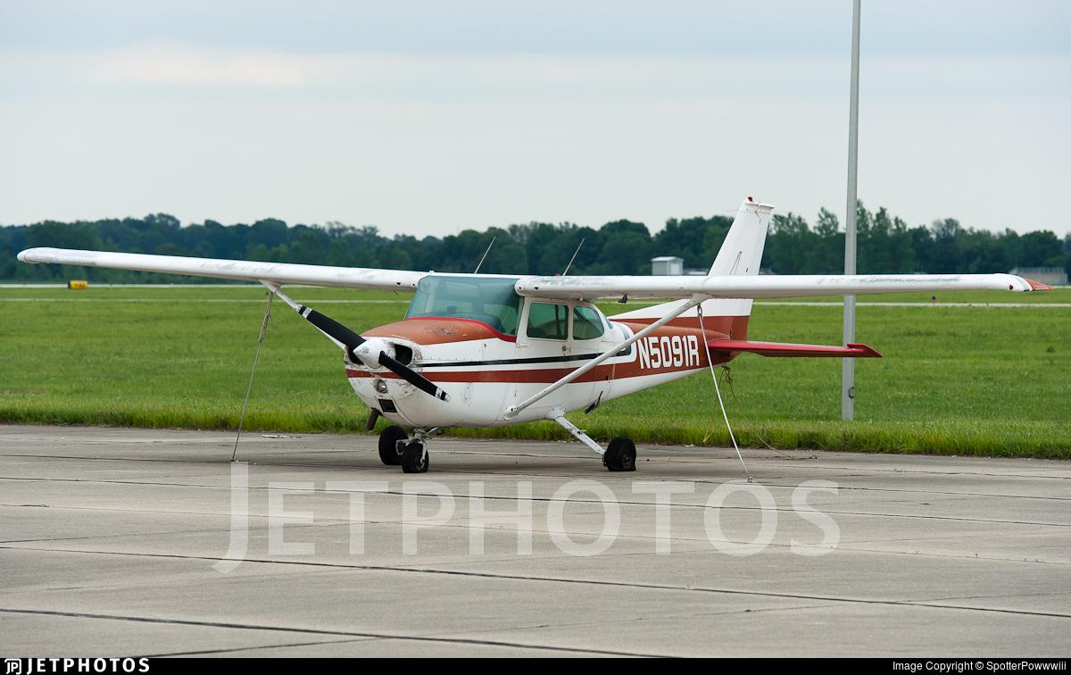 N5091R - Cessna 172M Skyhawk - Private