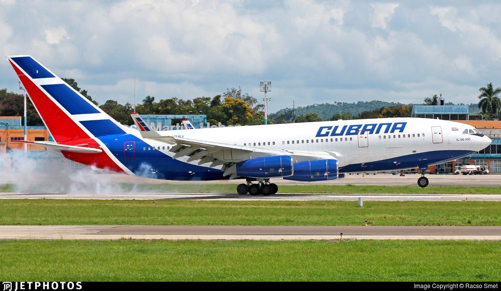 CU-T1251 | Ilyushin IL-96-300 | Cubana de Aviación | Racso Smet | JetPhotos