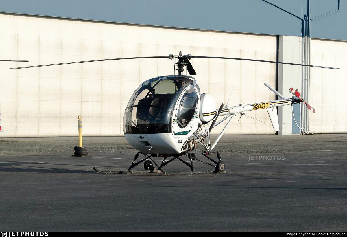 N811TT - Schweizer 269C - Private