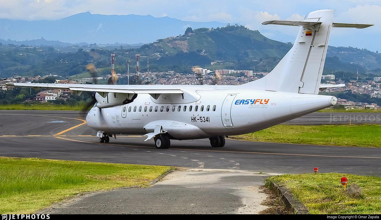 HK-5341 - ATR 42-600 - EasyFly