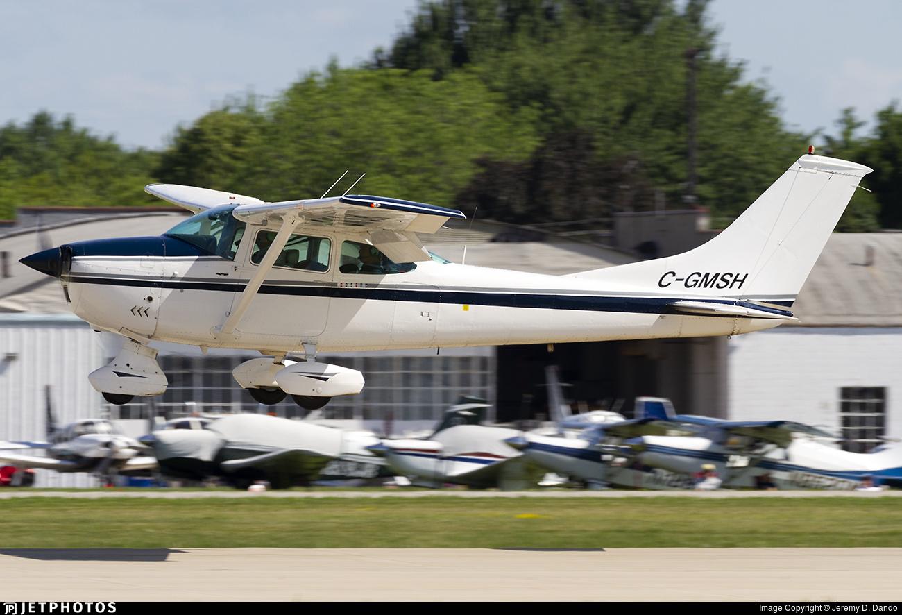 C-GMSH - Cessna 182L Skylane - Private