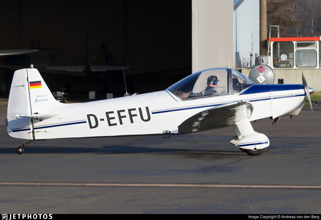 D-EFFU - Piel CP301A Emeraude - Private