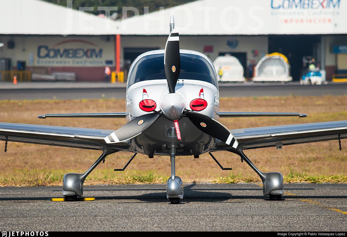 N773GM - Cirrus SR22T-GTS G6 Carbon - Private