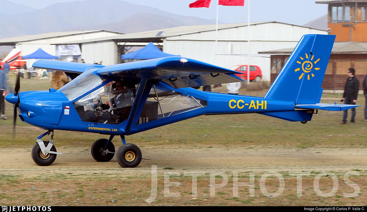 CC-AHI - Aeroprakt A22L2 Foxbat - Private