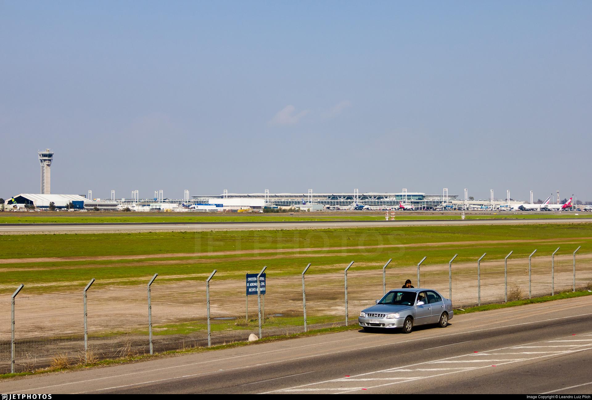 SCEL - Airport - Spotting Location