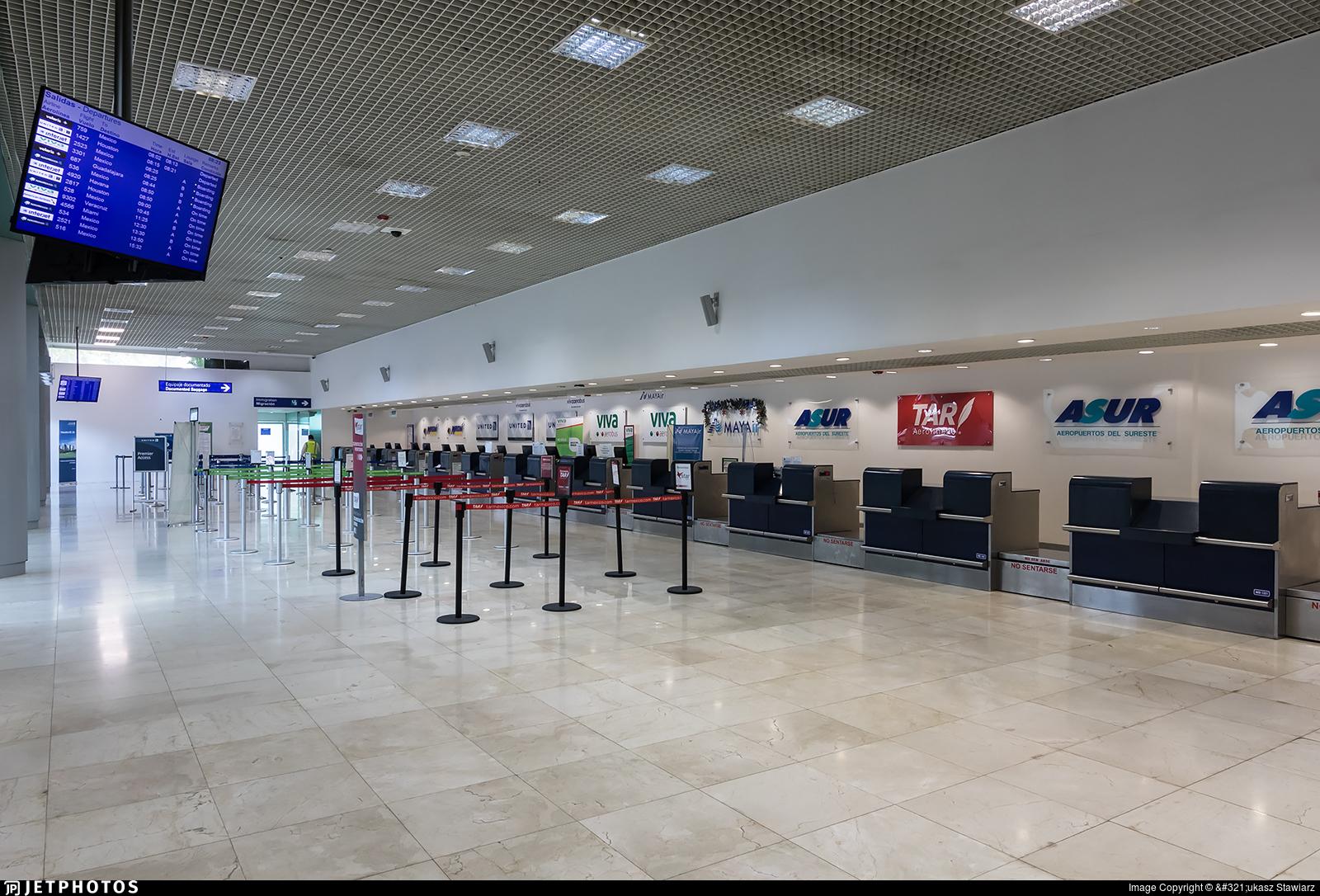 MMMD - Airport - Terminal