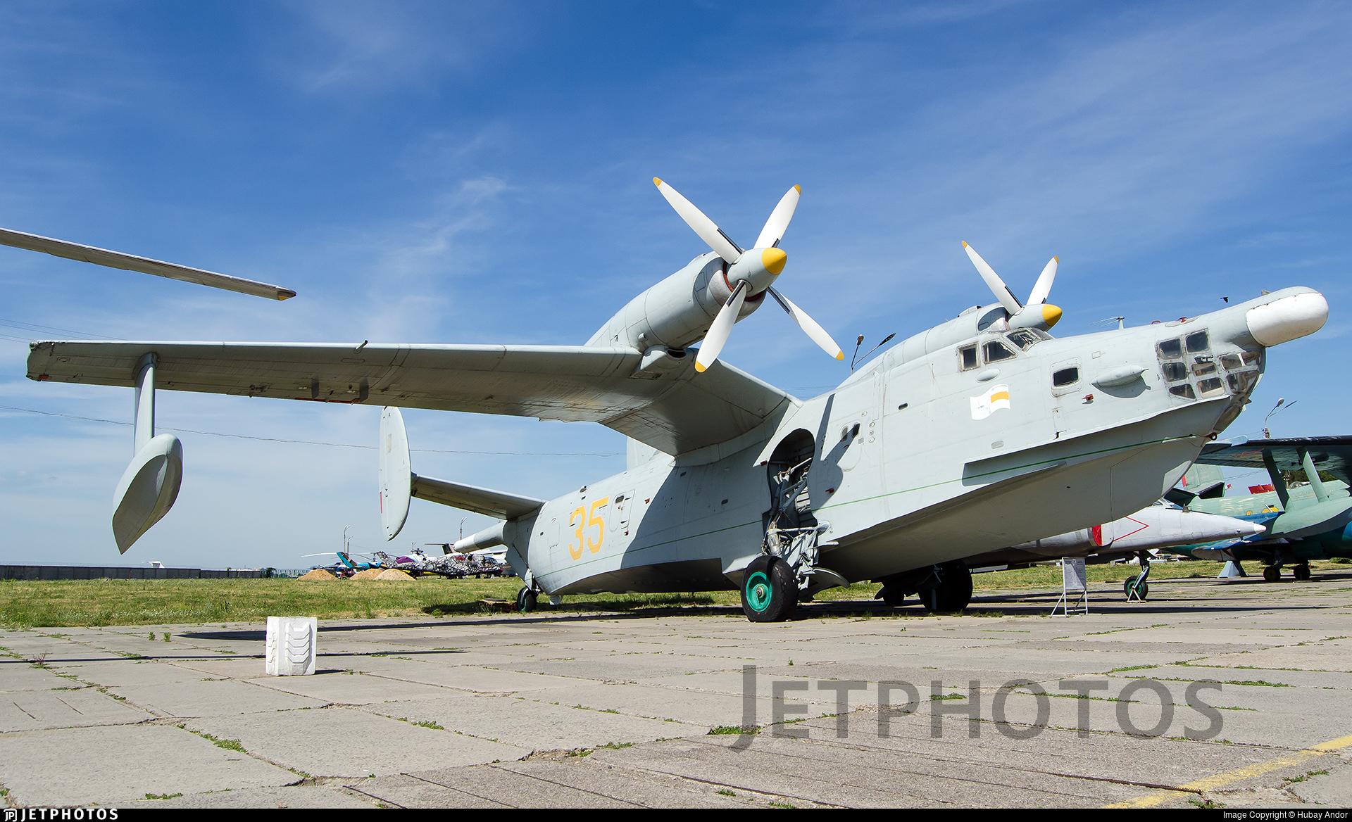 35 - Beriev Be-12 - Ukraine - Navy