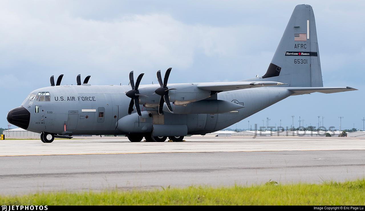 96-5301 - Lockheed Martin WC-130J Hercules - United States - US Air Force (USAF)