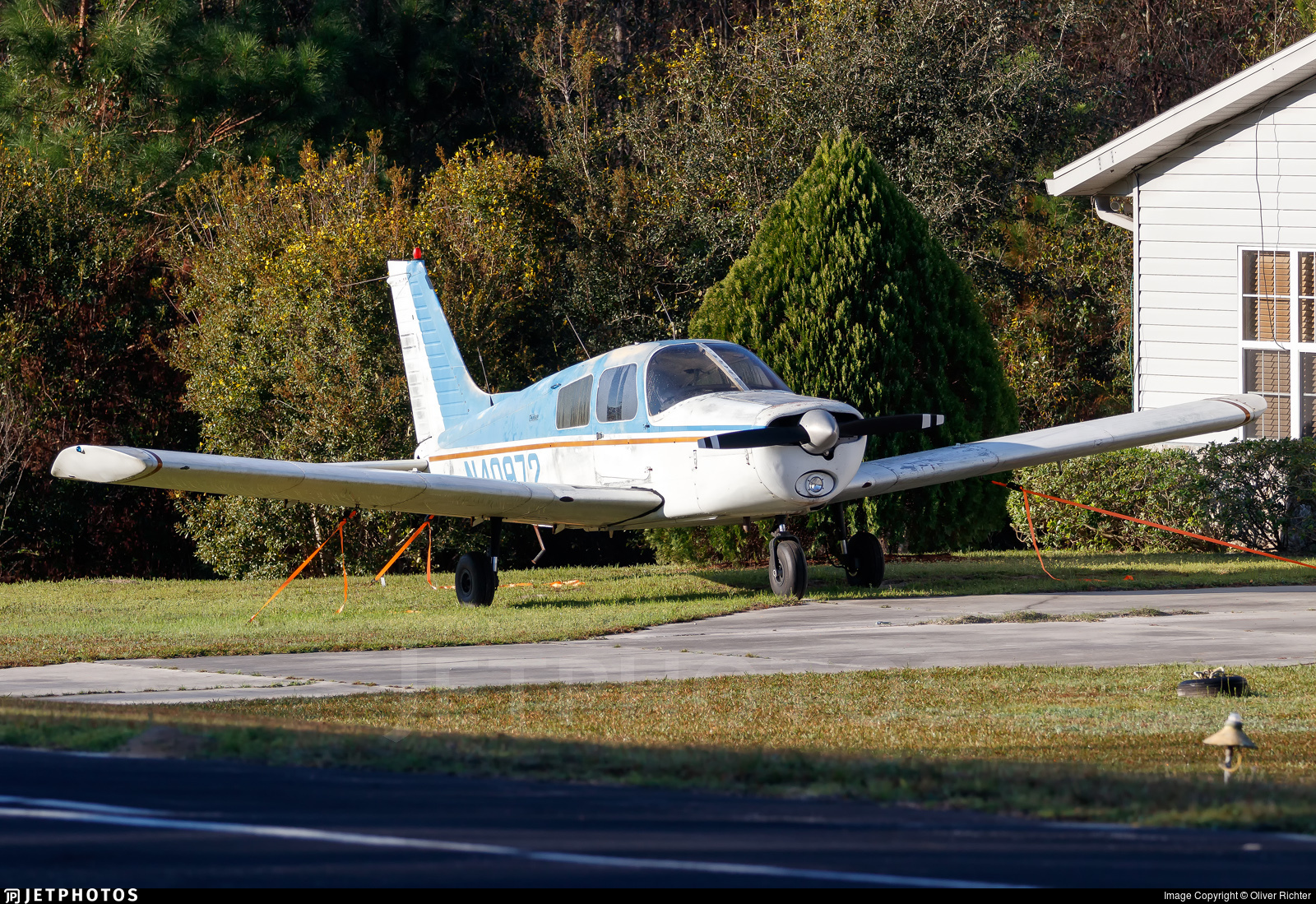 N40972 - Piper PA-28-140 Cherokee Cruiser - Private