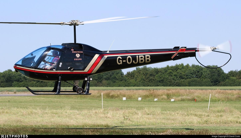 G-OJBB - Enstrom 280FX Shark - Private