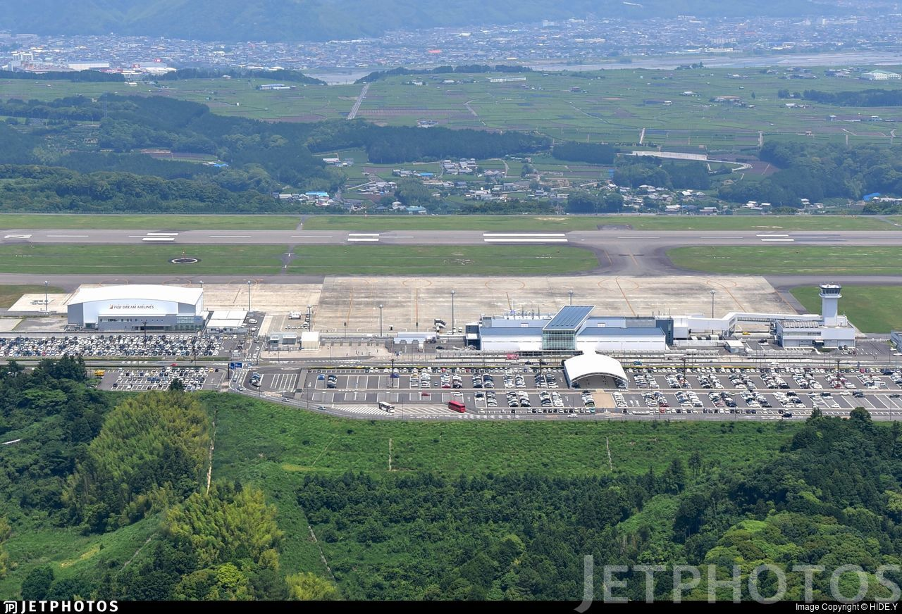RJNS - Airport - Airport Overview
